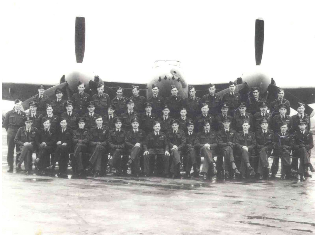 235 Squadron March 1945