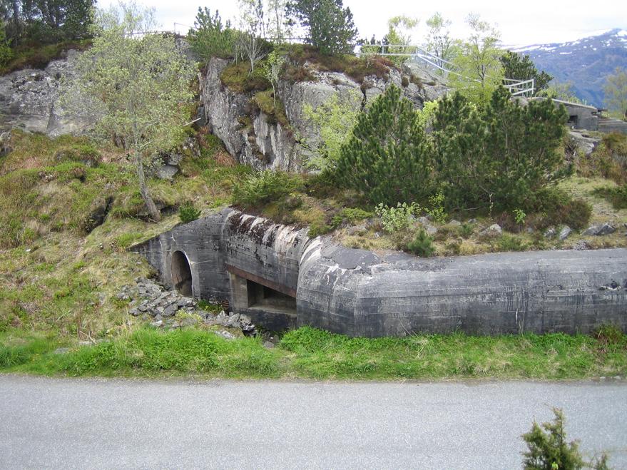 German underground system, Aksla