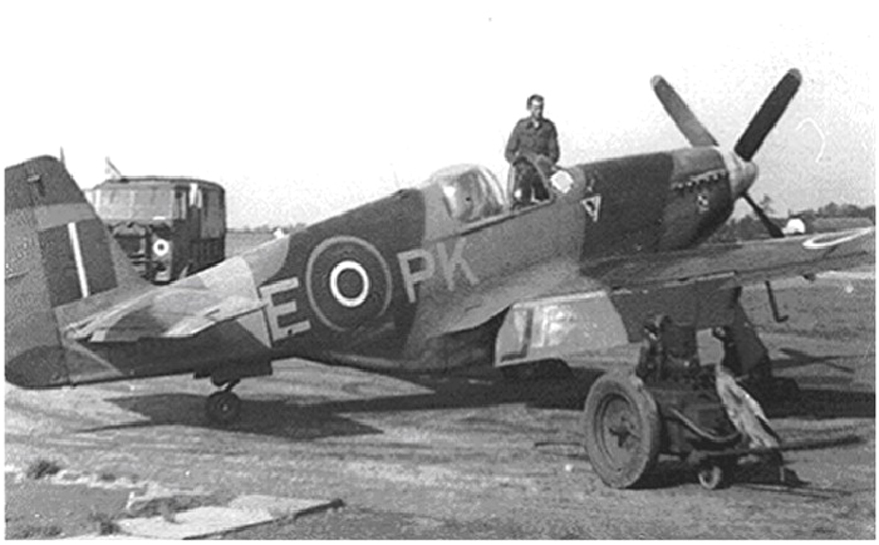 315 squadron Mustang