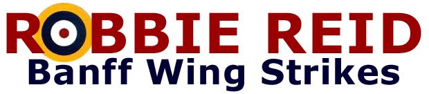 Robbie Reid Banff Wing logo
